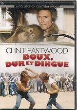 """DVD """"Doux, dur et dingue"""" Clint Eastwood   NEUF SOUS BLISTER"""