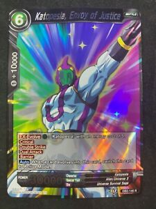 CREASED Katopesla, Envoy of Justice	Dragon Ball Super TCG - Draft Box 05 DBS