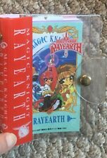 Rare Nos Clamp Magic Night Rayearth Manga Anime Notebook Address Calendar Book