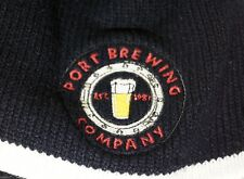 Beanie Black San Diego - Port Brewing Company- Black Beanie - One Size Fits Most