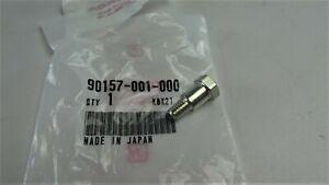 Schraube für Z50a Schutzblech hinten unten  90157-001-000