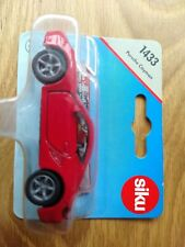 Siku Porsche Cayman Die-Cast Model Toy 1433