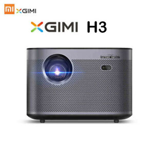 global version Xgimi H3  DLP 1080p native 4k support Android Bluetooth 1900 ansi