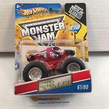 The Felon #61 * Hot Wheels Monster Jam w/ Tattoo * C6