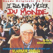 LE PLUS BEAU METIER DU MONDE (BOF) - BOF (CD) Cosma Depardieu