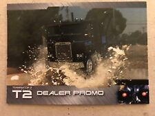 TERMINATOR 2 (T2) 25 YEARS ON: DEALER PROMO CARD: GG1