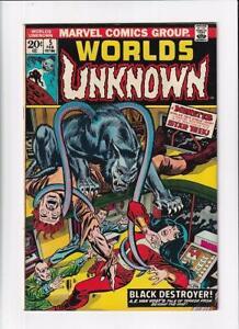 Worlds Unknown #5