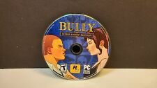 Bully: Scholarship Edition (PC, 2008) DISC ONLY