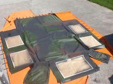 MERCEDES G 250GD LANG VERDECK WOLF W461 BUNDESWEHR LWB GERMAN ARMY WOLF SOFTTOP