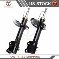 Struts Shocks Absorbers For 2002-2006 Nissan Sentra 1.8L Front Left Right Pair