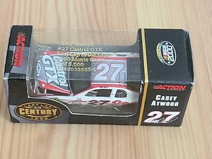 1999 #27 Casey Atwood Castrol Last Lap of the Century 1/64 Action NASCAR Diecast