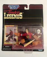 1997 Timeless Legends Starting Lineup Tony Esposito Blackhawks Action Figure