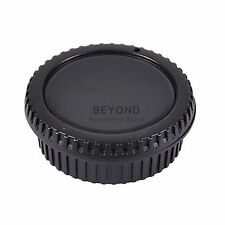 Camera Body Cover Lens Rear Cover Cap For Canon EOS 450D 500D 550D DSLR XT XTi