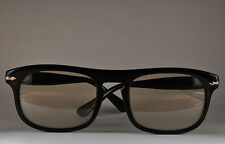 NOS Persol Ratti 624 PERSOLMATIC from 80s vintage sunglasses made in Italy BLACK
