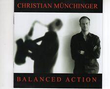 CD CHRISTIAN MUNCHINGERbalanced actionNEAR MINT (B2212)