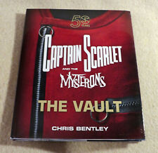 CAPTAIN SCARLET and the Mysterons: The Vault - h/c - Gerry Anderson OOP, MINT!