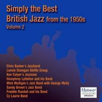 Simply The Best British Jazz The 1950s Vol 2 [CD]