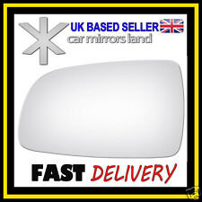 Left Passenger Wing Mirror Glass Replacement CHEVROLET AVEO 2008-2011 Stick ON