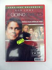 UN GIORNO PERFETTO Rob Lowe Film DVD