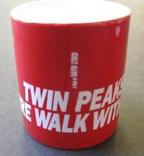 TWIN PEAKS PROMOTIONAL FWWM MUG -RARE
