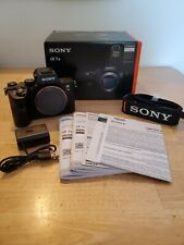 Sony Alpha A7 III (ILCE-7M3) Mirrorless Digital Camera Body Only - Original Box