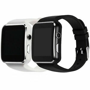 Bluetooth Smart Wrist Watch with sim slot For LG Samsung Iphone HTC Smart Phone