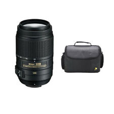 Nikon AF-S 55-300mm f/4.5-5.6G VR + SLR Case for D5500 D5300 D5200 D5100 D7100
