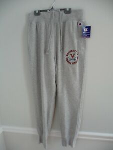New Under Armour Virginia Cavaliers men's large sweatpants UVA jogging pants L