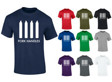 Fork Handles Four Candles Two Ronnies Funny T-Shirt - Mens Womens And kids Sizes