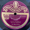 """LUIS RUSSELL Panama /CHOCOLATE DANDIES Odeon A286039 US-1930 10"""" 78rpm E+"""