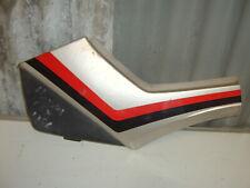 honda cbx750 1985 n/s side fairing