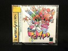 Sega Saturn Brand New Super Tempo Japan