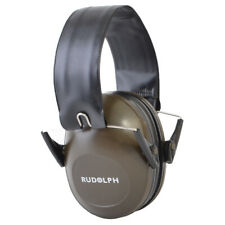 Rudolph Optics Ear Protection Passive Slim Design RO-EP-P1