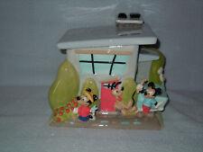 Disney Urban Mickey Cookie Jar Nib Disney Direct retired Oop