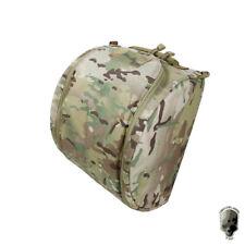 TMC Tactical Helmet Bolsa Bolsa Bolsa Bolso Portador Airsoft 500D Cordura Camo