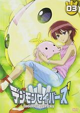 DIGIMON SAVERS 3-JAPAN DVD G35