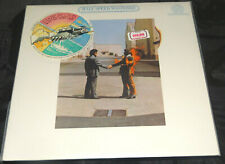 Pink Floyd Wish You Were Here Sealed Vinyl Record Lp USA 1980 CBS HC 33453 Hype
