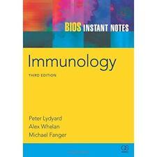 BIOS Instant Notizen in Immunologie-Taschenbuch NEU lydyard, Peter 2011-03-31