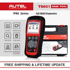Automotive Tire Pressure Monitoring System TPMS OBD2 Scanner Engine Code Reader