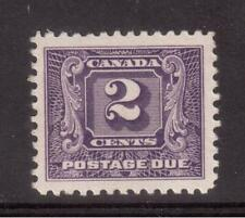 CANADA 1930-32 MINT NH #J7, POSTAGE DUE STAMP !! R