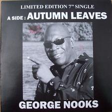 """GEORGE NOOKS - Autumn Leaves - Tonos - 7"""""""