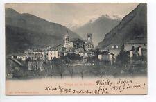 SUISSE SWITZERLAND Canton du VALAIS VIEGE et le Balfrin