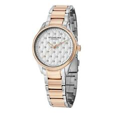 Stuhrling 567 03 Culcita Swarovski Crystals Stainless Steel Womens Watch