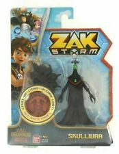 ZAK STORM SKULLIVAR 3 IN 1 ACTION FIGURE WITH COLLECTABLE TREASURE COIN SEALED