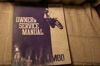 Suzuki RM80 Factory Service Manual 1990