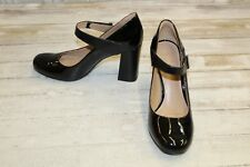 dd5d8e066ac Style  Mary Janes. Naturalizer Reva Snake Print Patent Leather Heels