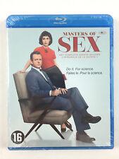 Masters of Sex Saison 1 Coffret Blu ray Neuf
