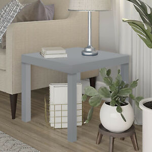 Side Table End Display Breakfast Tea Coffee Table Wooden Compact Office Desk New