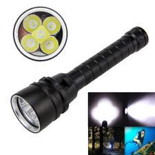 20000lm XM-L T6 LED Plongée Natation tirer Lampe Torche Lumière Lampe / 100m