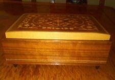 Vintage Wooden Box,